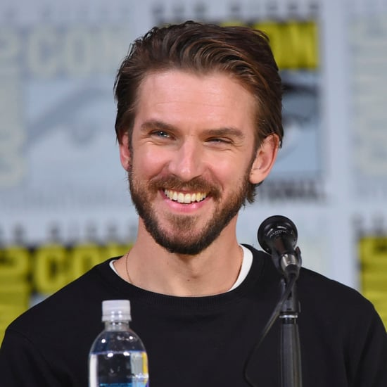 Dan Stevens Is Living His Best Life at Comic-Con, and We're Here For It
