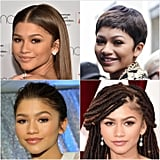 Which Zendaya Hairstyle Is Your Favorite?