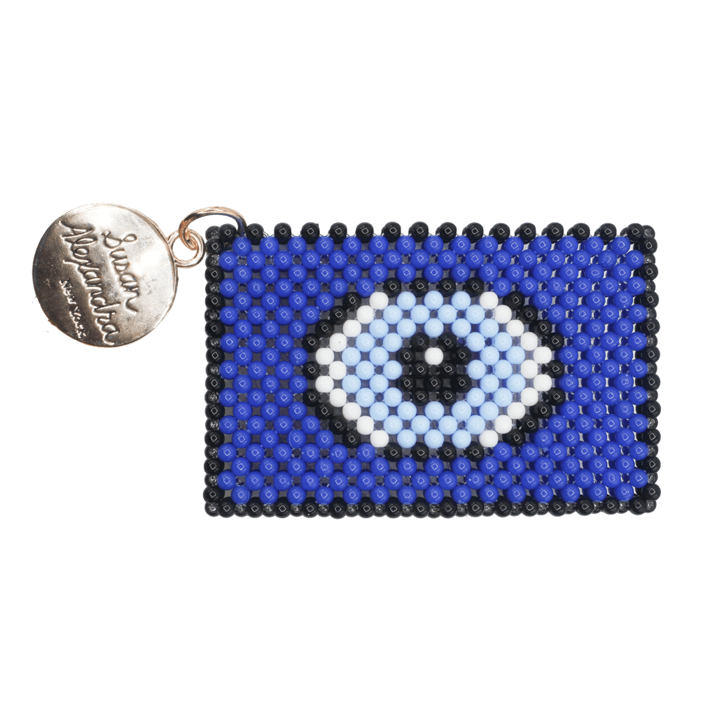 Susan Alexandra Eye Card Holder