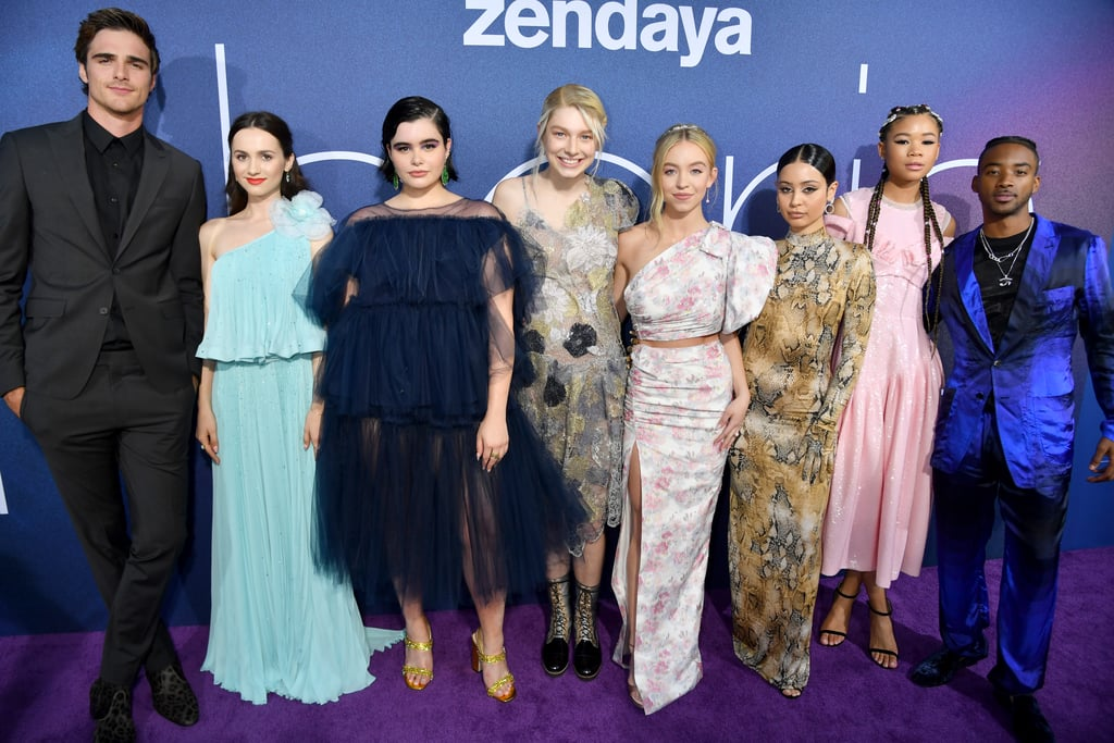 HBO's Euphoria Cast