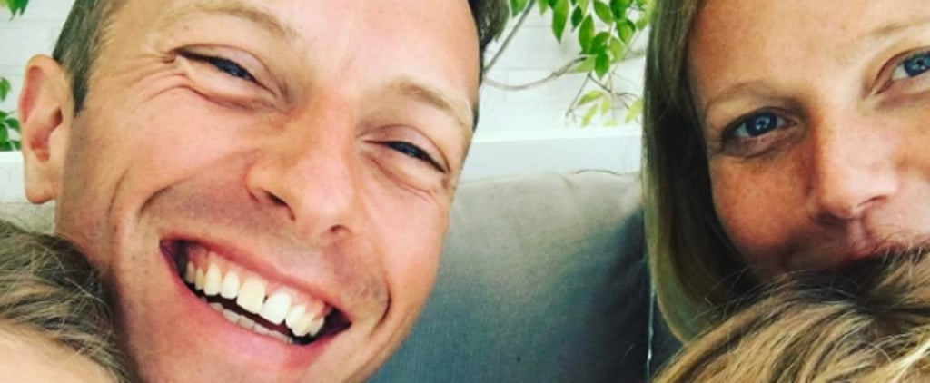 Gwyneth Paltrow Wishes Her Ex Chris Martin a Happy Birthday With a Sweet Family Snap