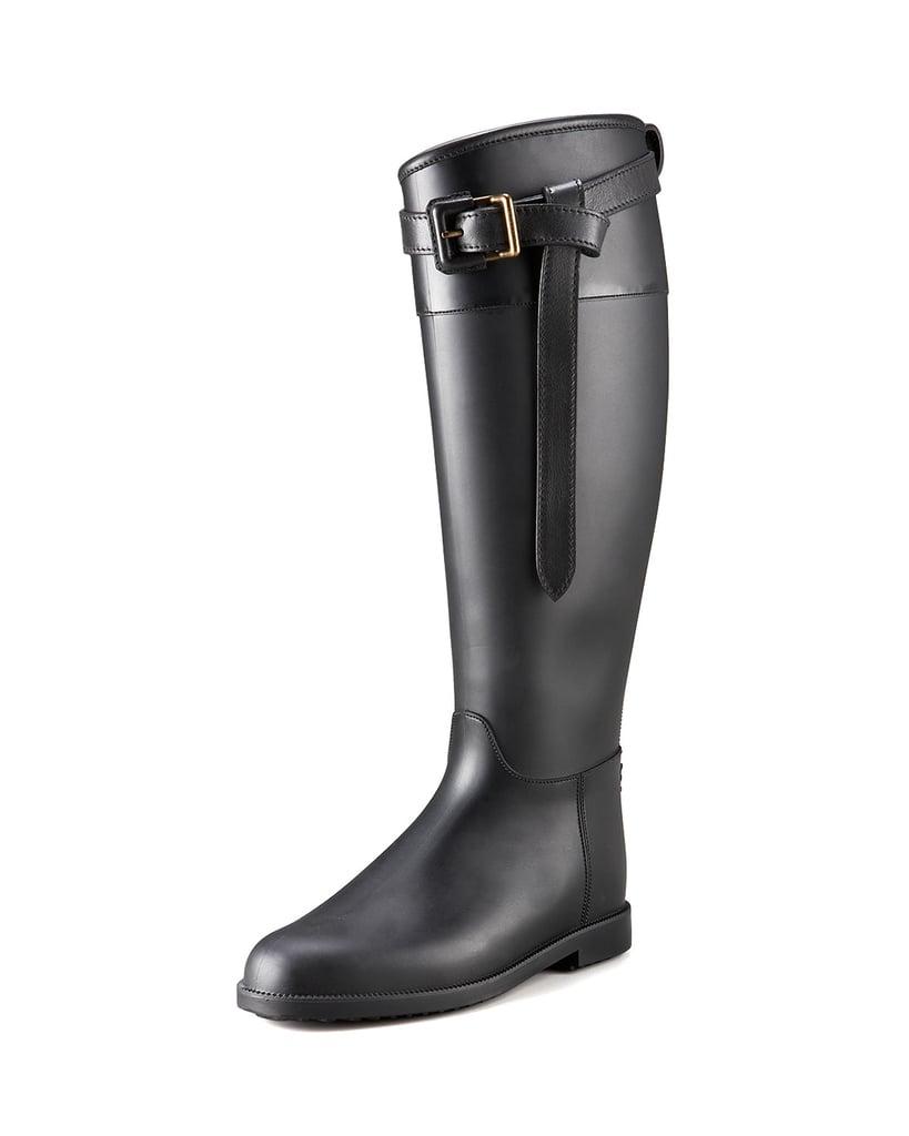 Burberry Rubber Rain Boot ($325)