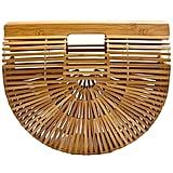 Miuco Bamboo Handbag