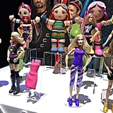 WWE Superstars Fashion Dolls