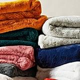 Sophie Faux Fur Throw Blanket