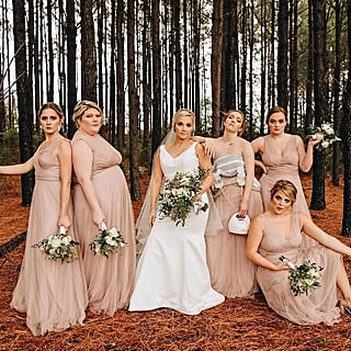 Why Yes, This Bride Was More Than OK With Her Bridesmaid Pumping During Wedding Photos