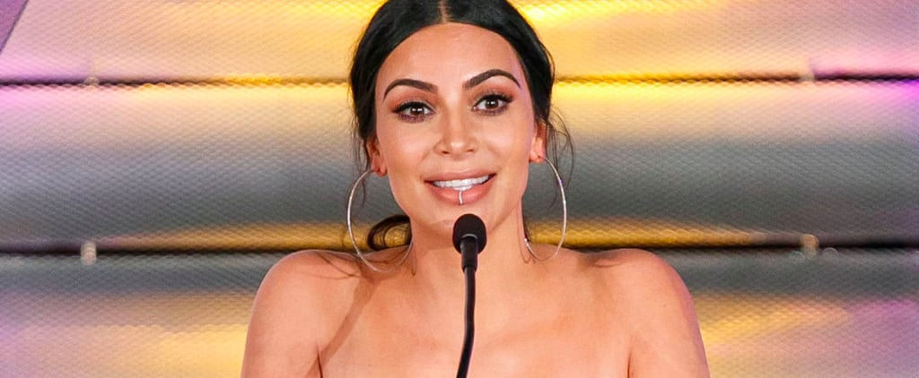 "Kim Kardashian's ""Bobby Pin 'Do"" Isn't New — So Let's Call It What It Is"