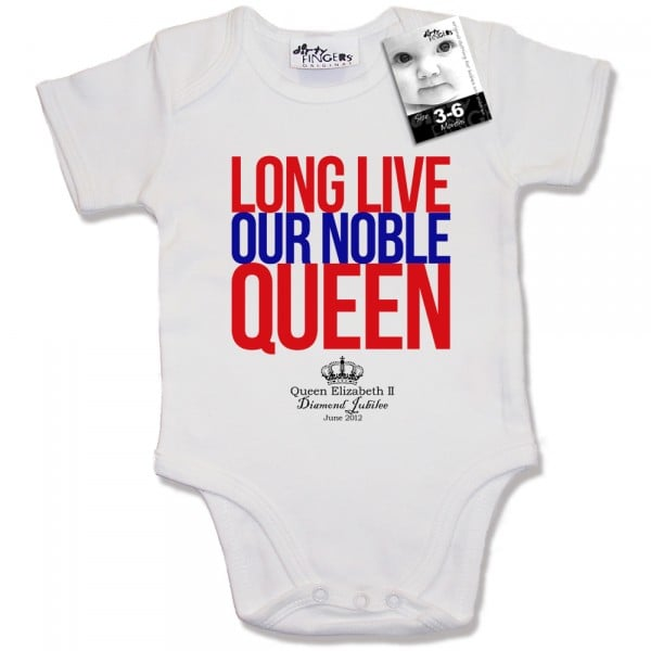 Jubilee: Long Live Our Noble Queen ($17)