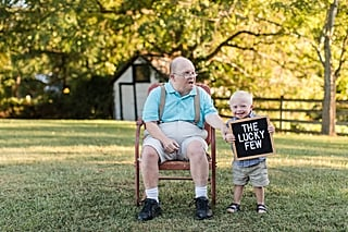 A 65-Year-Old Man With Down Syndrome Celebrated His Birthday With a Beautiful Photo Shoot