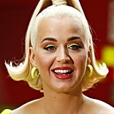 Katy Perry's Not-So-Mellow Yellow Liner For the Fight On Concert in Australia