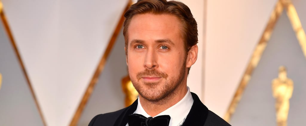 After Weeks of Wondering Who Ryan Gosling Would Bring to the Oscars . . .