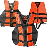 Hardcore Water Sports High Visibility Life Jackets