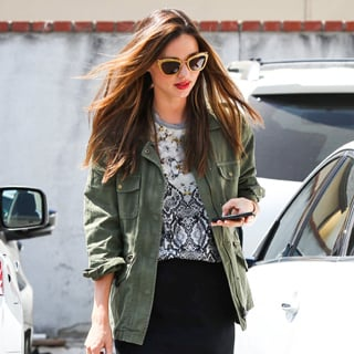 April Best Dressed Celebrities: Miranda Kerr, Logies, MBFWA