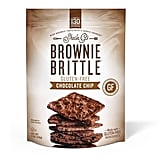 Brownie Brittle, Gluten-Free Chocolate Chip