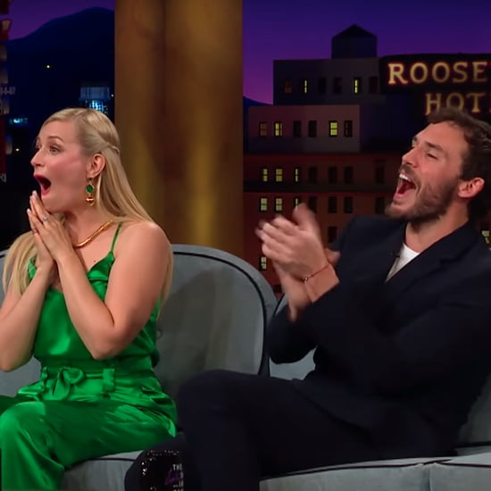 Sam Claflin and Beth Behrs Try to Spot UK or US Accent