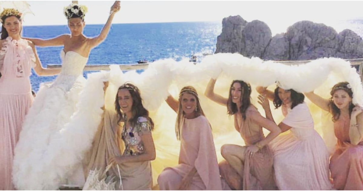 There's No Doubt These Are the Best Dressed Bridesmaids of the Year