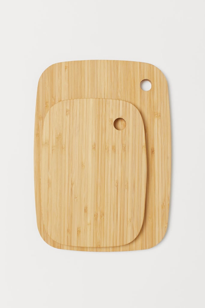 H&M 2-pack Bamboo Cutting Boards