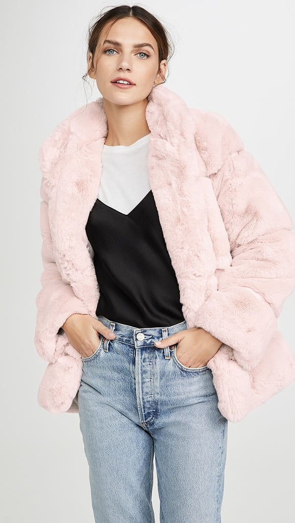 Apparis Sarah Faux Fur Jacket