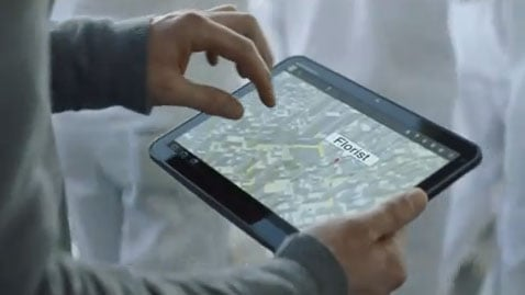 Motorola Xoom Super Bowl Commercial