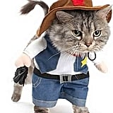 Pet Cowboy Outfit