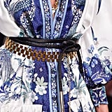 Belts on the Zimmermann Runway During New York Fashion Week