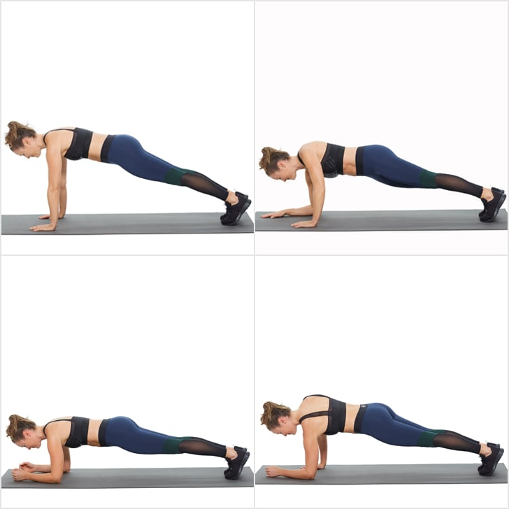 Circuit 3: Up-Down Plank