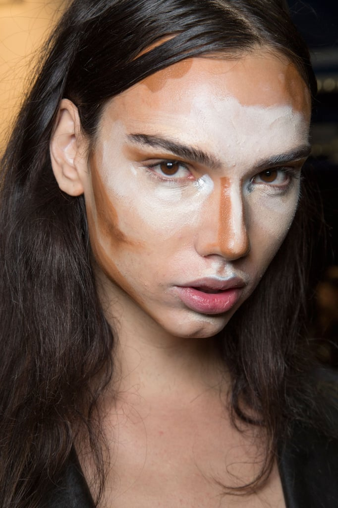 Contouring at Hood by Air Spring 2016