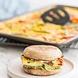 Sheet-Pan Egg Sandwiches