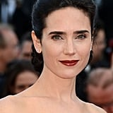 Jennifer Connelly arrived at the Cannes Film Festival.