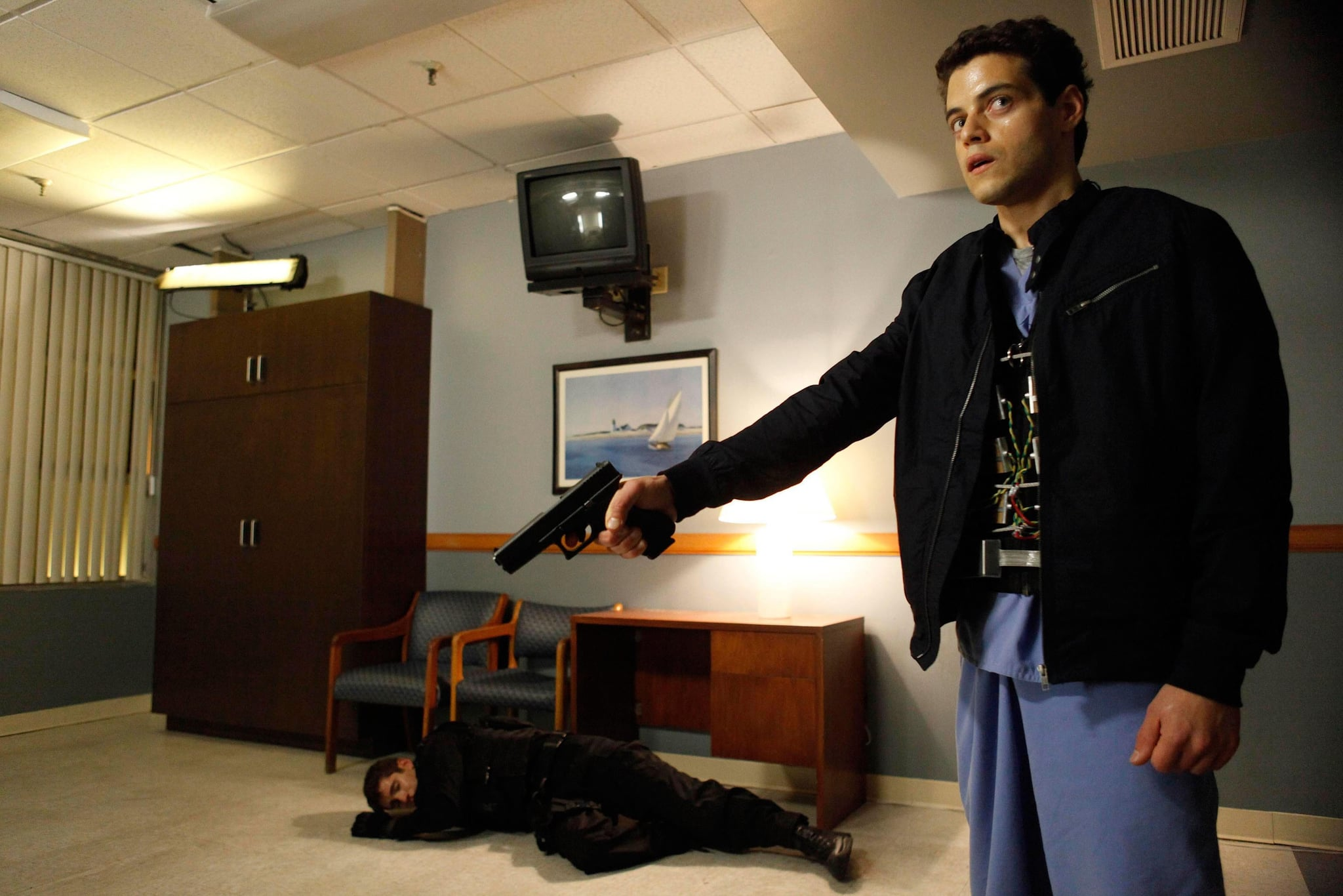 24 Rami Malek A-List Stars You Never Knew Played TV Villains