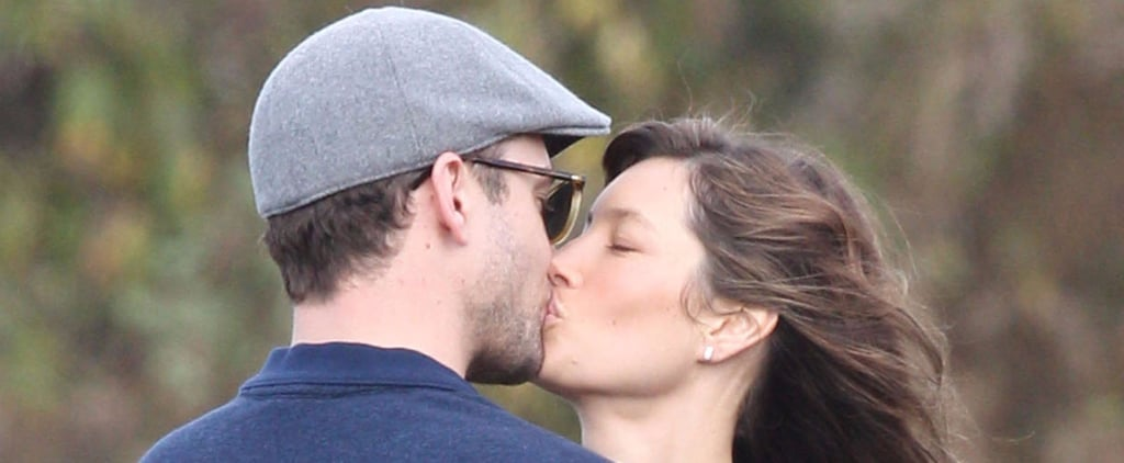 Justin Timberlake and Jessica Biel Kiss Like Nobody's Watching in New Orleans