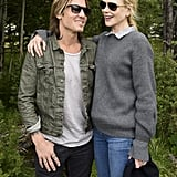 Keith and Nicole kept things casual at the 2018 Telluride Film Festival.