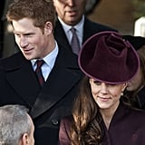 Kate Middleton and Prince William Celebrate First Christmas as Royal Newlyweds