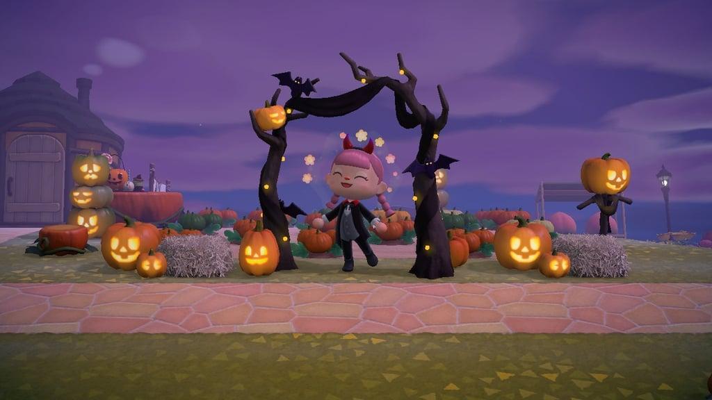 How to Get Halloween DIYs in Animal Crossing | POPSUGAR Tech