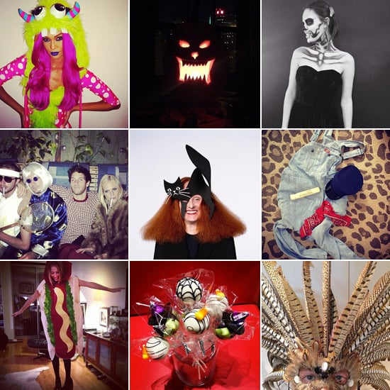 Feathers, Fur, and . . . Relish? Fashion Insiders Do Halloween