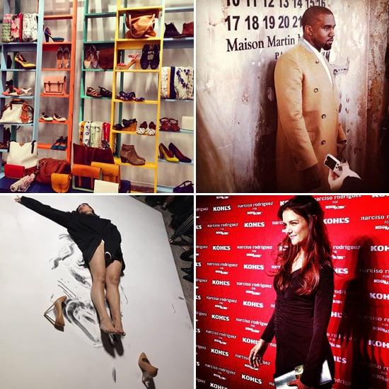 Insta-Highlights of the Week: Collections and Collaborations Galore!
