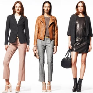 Gap Shows Fall 2011 Collection With Leather, Denim, and Lots of Pants 2011-04-14 09:45:00