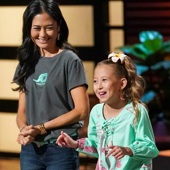 10-Year-Old Brings Baby Toon Spoon Invention to Shark Tank