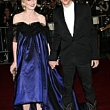 Kirsten Dunst and Johnny Borrell in 2007
