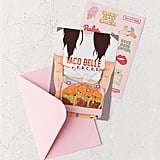Letter Bracelet Greeting Card in Taco Belle
