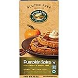 Nature's Path Gluten Free Pumpkin Spice Waffles ($4)