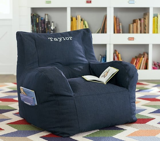 A Playroom Reading Space Reading Nooks For Kids