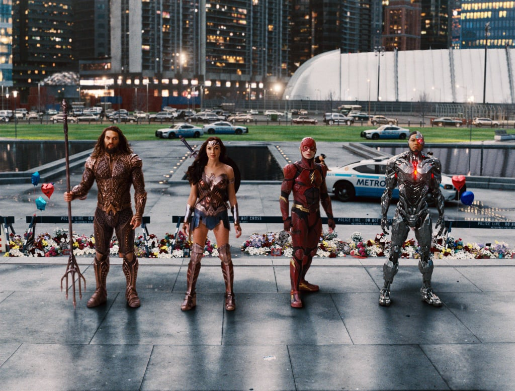 Gifts For Justice League Fans