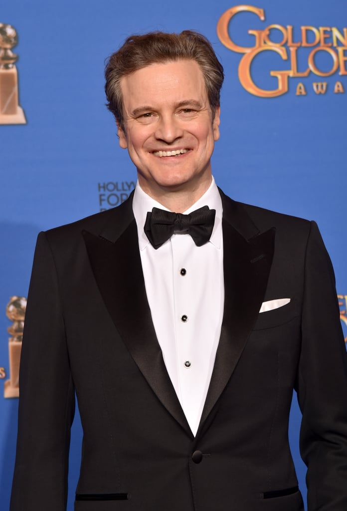 Forget Being a Tall Glass of Water, Colin Firth Is Our Cup of Tea