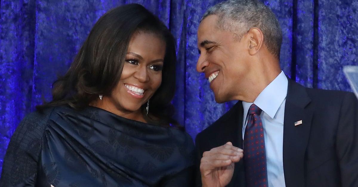 Michelle Obama Used Her New Knitting Skills to Make Barack a Sweater He Hasn't Worn . . . Yet.jpg