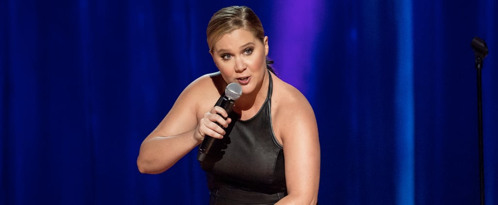 A Leather-Filled Amy Schumer Stand-Up Special Is Coming to Netflix