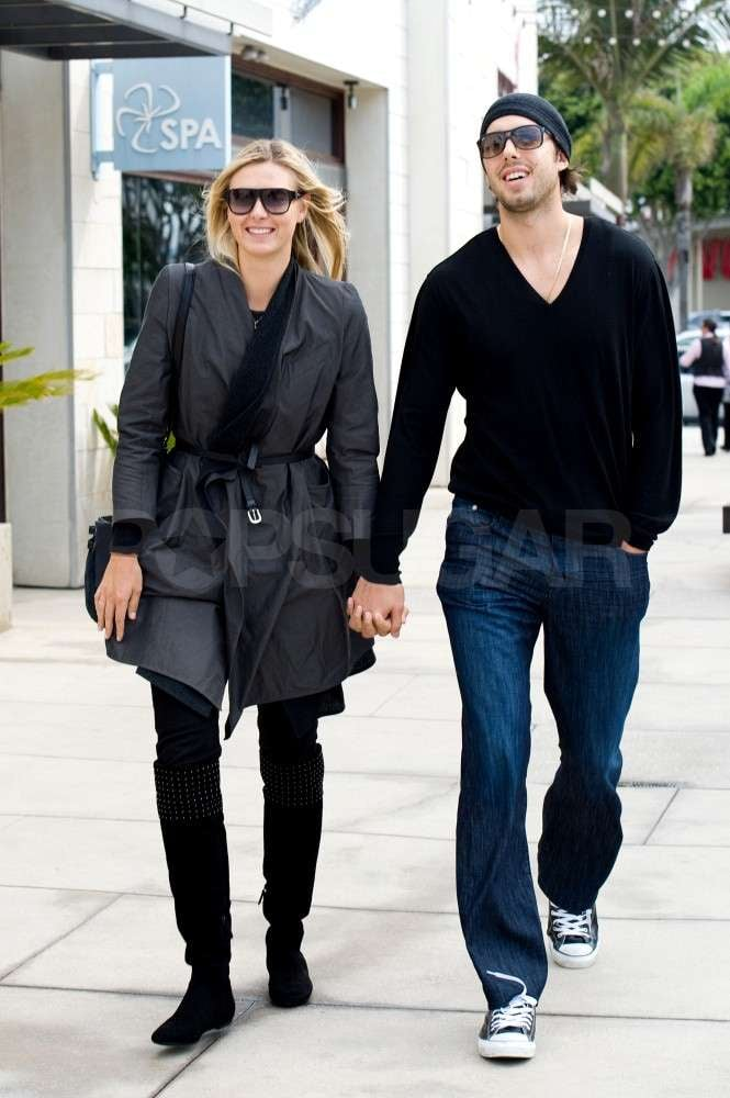 Pictures of Maria Sharapova's Engagement Ring