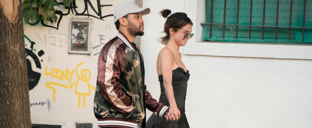 Selena Gomez and The Weeknd Go on a PDA-Filled Bar Crawl in Argentina