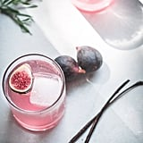 Vanilla Bean and Fig Cocktail
