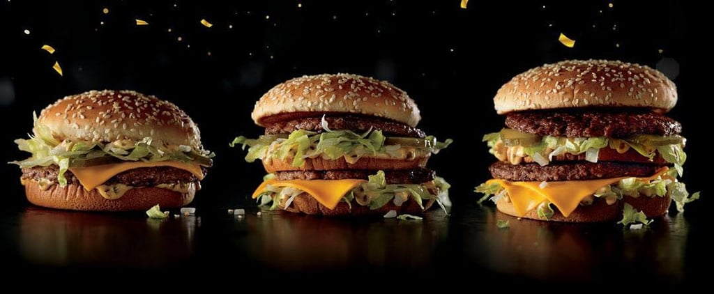 McDonald's Is Releasing the Giant Big Mac of Your Dreams — but Not in the US